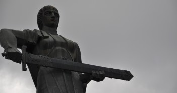 Mother Armenia Monument - Yerevan - Nina Stoessinger