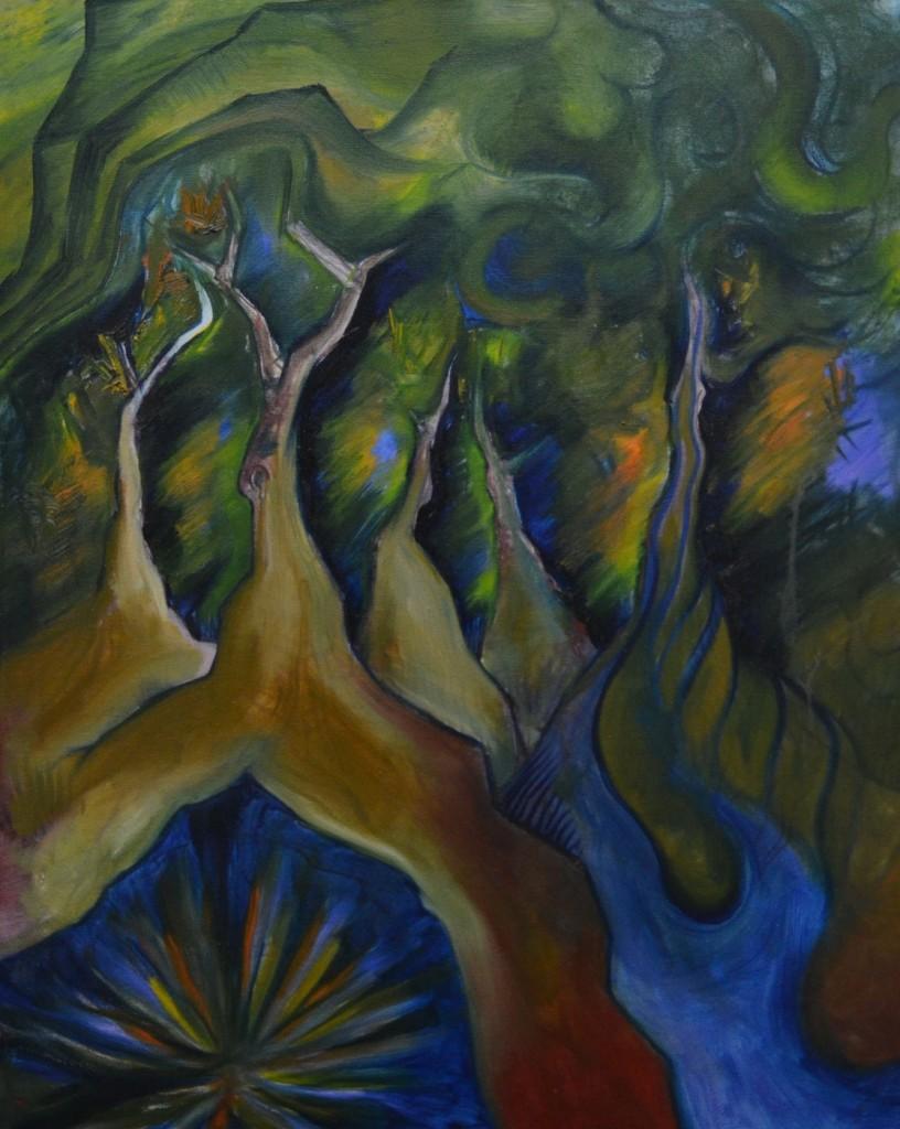 Raffi Semerdjian - Trees