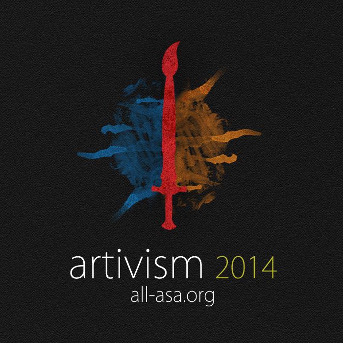 artivism 2014 all-asa