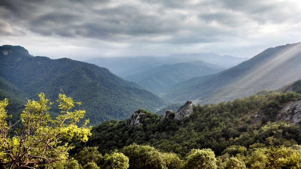 Armenia forests and mountains - (c) William Bairamian - The_Armenite