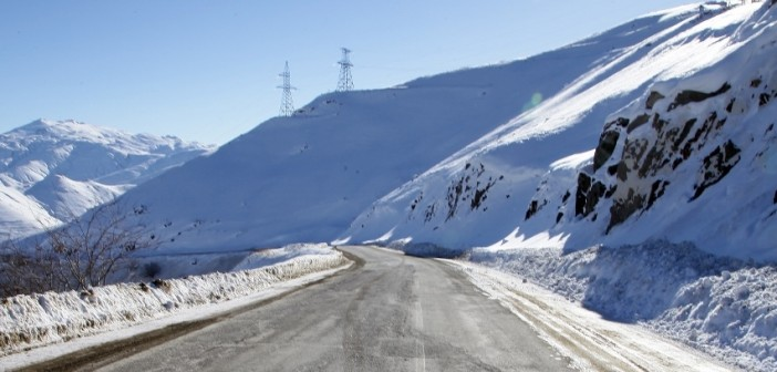 Meghri road winter 1300 - The_Armenite
