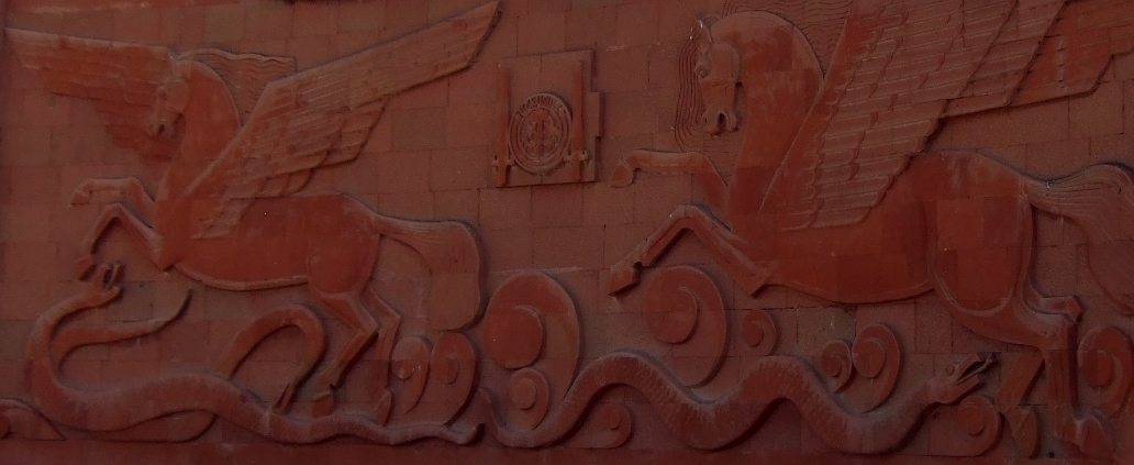 Sardarabad wall - Chaojoker - The_Armenite