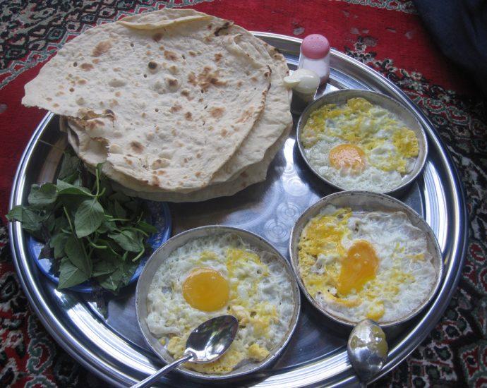 Lavash bread / The Armenite