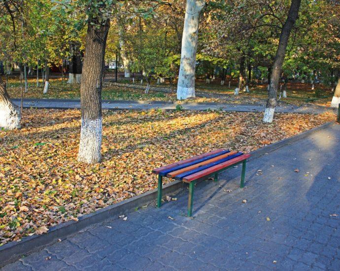 Benches of Yerevan - Tatevik Vardanyan - The Armenite