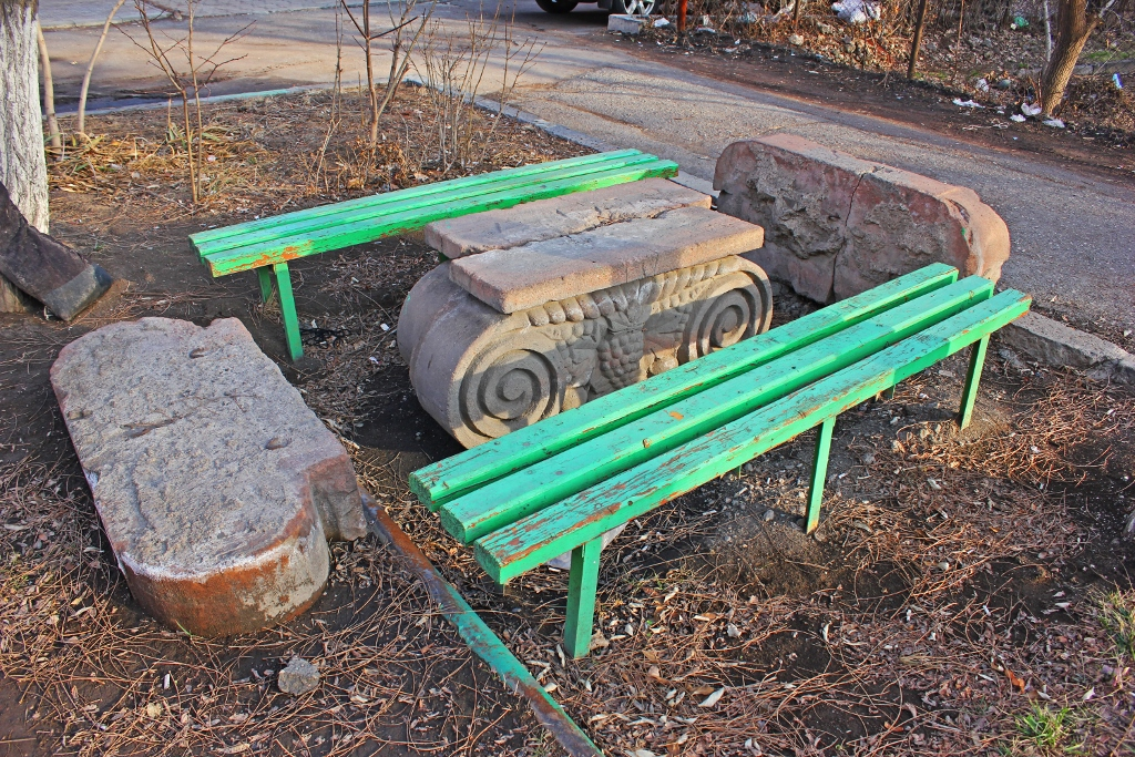 Benches of Yerevan - Tatevik  Vardanyan - The Armenite-13