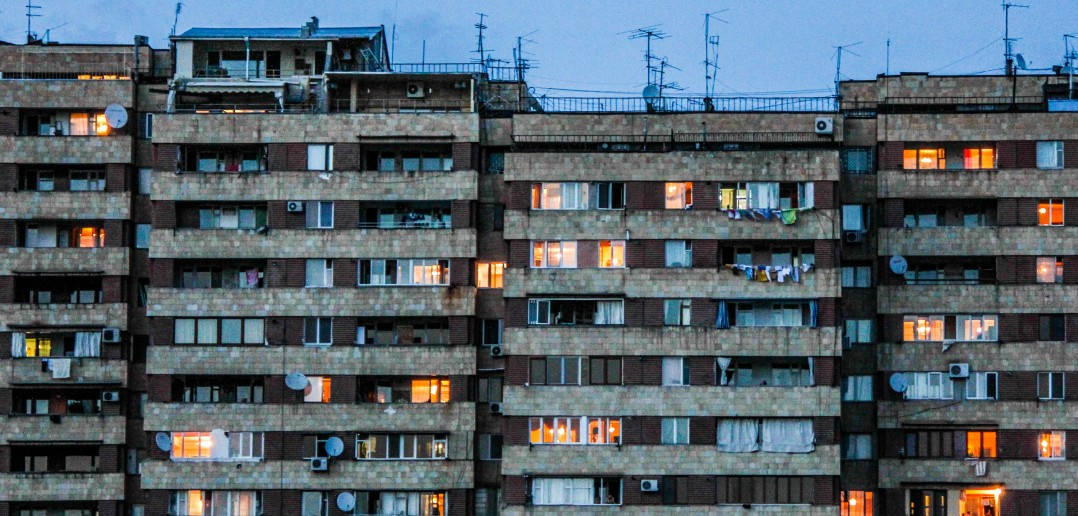 The Unbearable Grayness of Buildings: Soviet Architecture ...