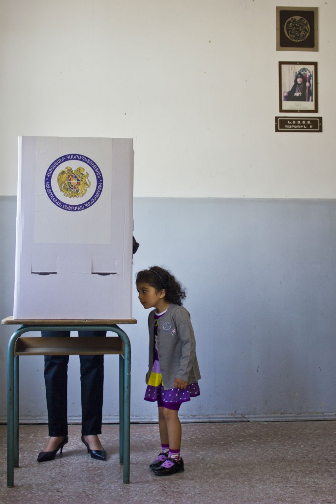 Future Voters - Tatevik Vardanyan - The Armenite