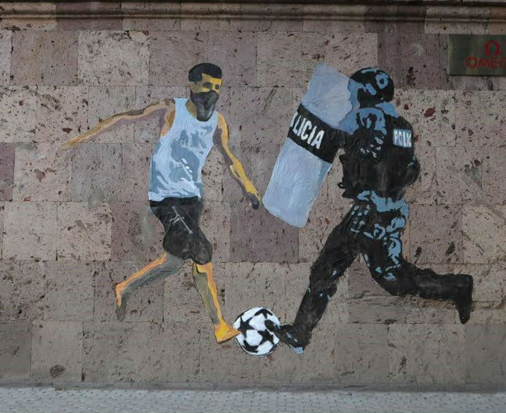 Yerevan Street Art - Counter Strike - The Armenite