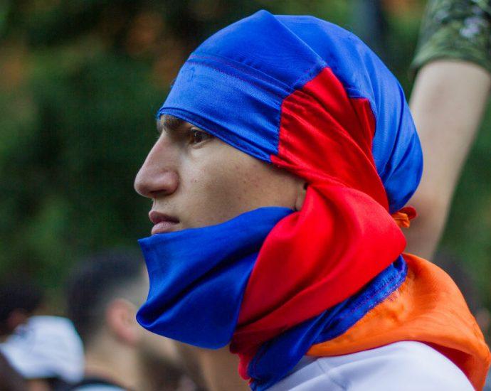 Electric Yerevan - The Armenite - Tatev Vardanyan