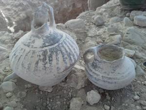 Teishebaini Urartu pots - Armen Martirosian - The Armenite