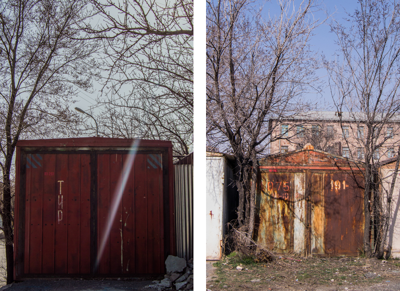 Garages - Tatevik Vardanyan - The Armenite