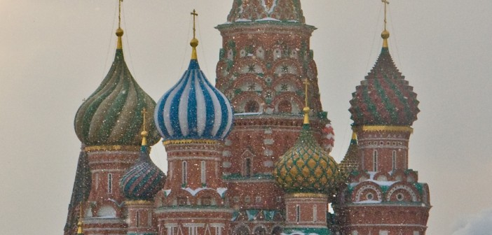 St. Basil's Cathedral - Garrett Ziegler - The Armenite