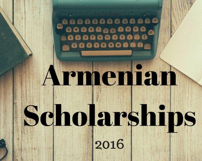 Armenian Scholarships