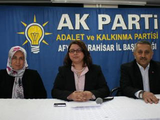 Derya Taskin - AK Party Turkey - The Armenite