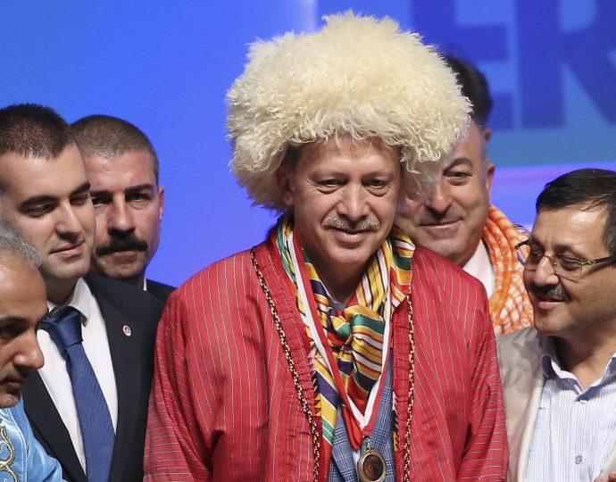 Recep Tayyip Erdogan - The Armenite