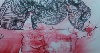 EBRU ART- ROBIN CHUTER- The_Armenite